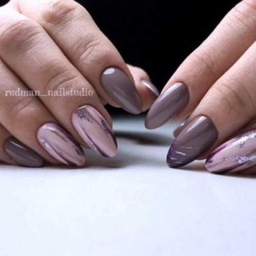 голографический лак для ногтей